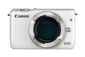 Canon EOS M10 MILC fényképezőgép