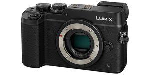 Panasonic Lumix DMC-GX8 MILC fényképezőgép